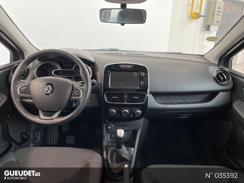Renault Clio 1.5 dCi 90ch energy Business 5p Euro6c Gris occasion à Beauvais - photo n°10