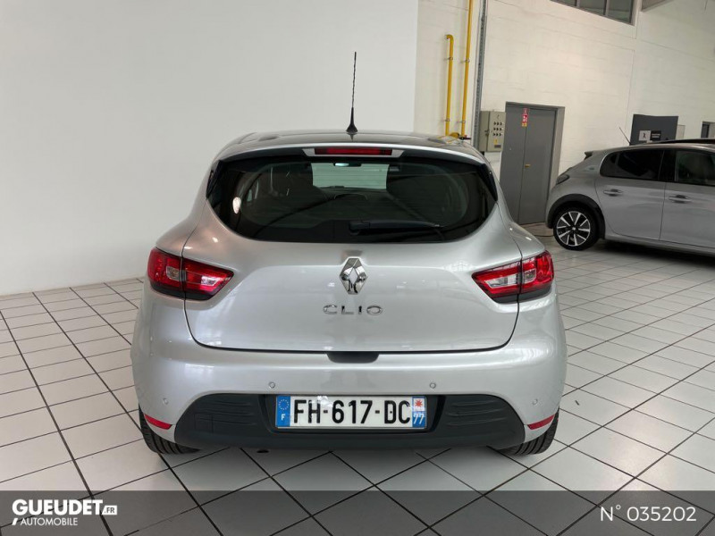 Renault Clio 1.5 dCi 90ch energy Business 5p Euro6c Gris occasion à Beauvais - photo n°3