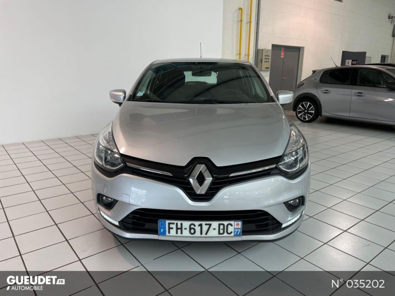 Renault Clio 1.5 dCi 90ch energy Business 5p Euro6c Gris occasion à Beauvais - photo n°2