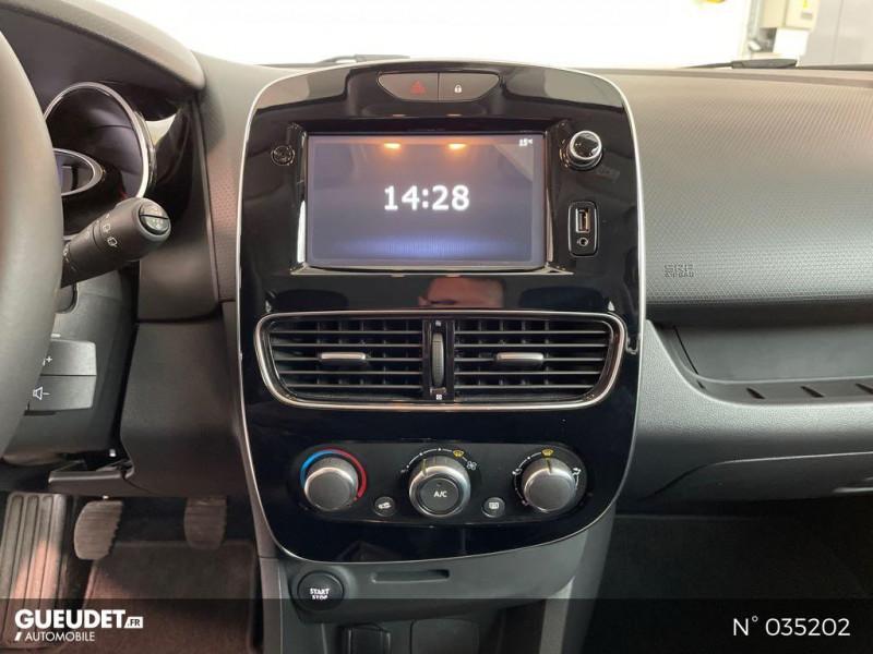 Renault Clio 1.5 dCi 90ch energy Business 5p Euro6c Gris occasion à Beauvais - photo n°11