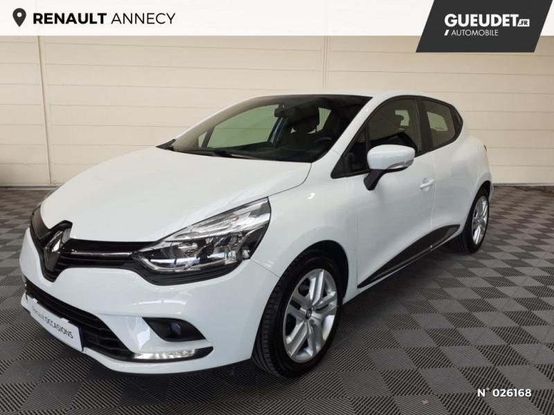Renault Clio 1.5 dCi 90ch energy Business 5p Euro6c Blanc occasion à Seynod