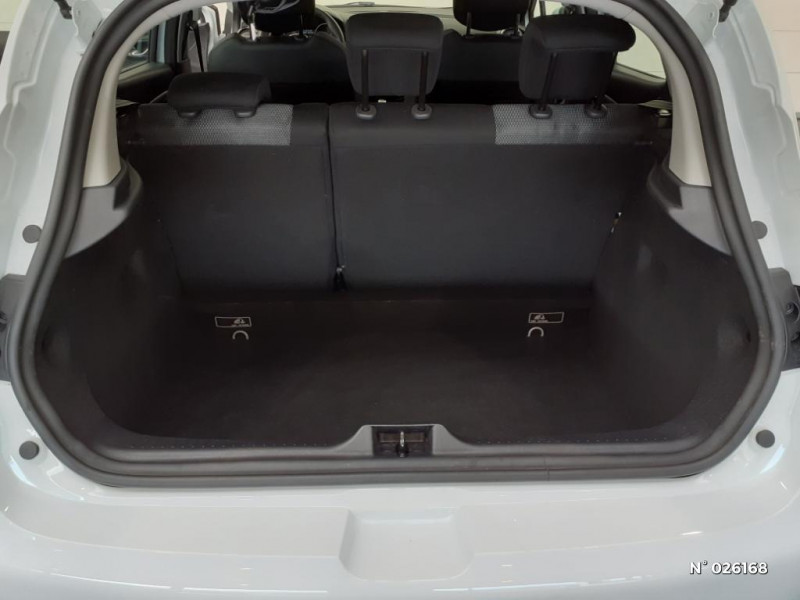 Renault Clio 1.5 dCi 90ch energy Business 5p Euro6c Blanc occasion à Seynod - photo n°14