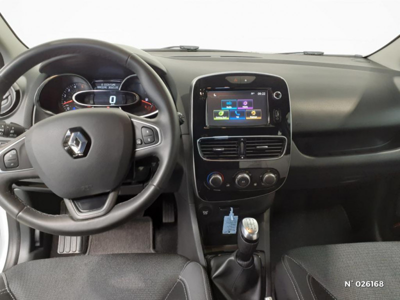 Renault Clio 1.5 dCi 90ch energy Business 5p Euro6c Blanc occasion à Seynod - photo n°10