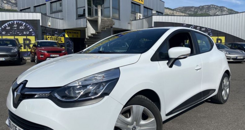 Renault Clio 1.5 DCI 90CH ENERGY BUSINESS ECO² EURO6 82G 2015 Blanc occasion à VOREPPE
