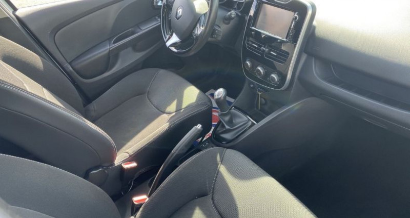 Renault Clio 1.5 DCI 90CH ENERGY BUSINESS ECO² EURO6 82G 2015 Blanc occasion à VOREPPE - photo n°3