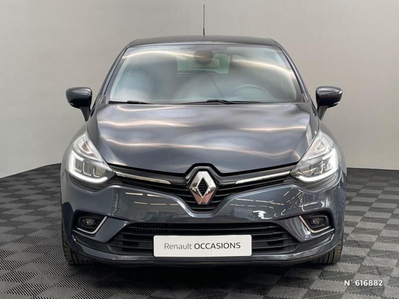 Renault Clio 1.5 dCi 90ch energy Intens 5p Euro6c Gris occasion à Rivery - photo n°2