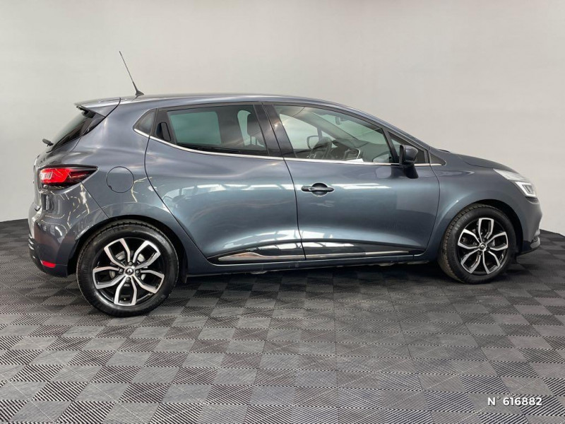Renault Clio 1.5 dCi 90ch energy Intens 5p Euro6c Gris occasion à Rivery - photo n°7