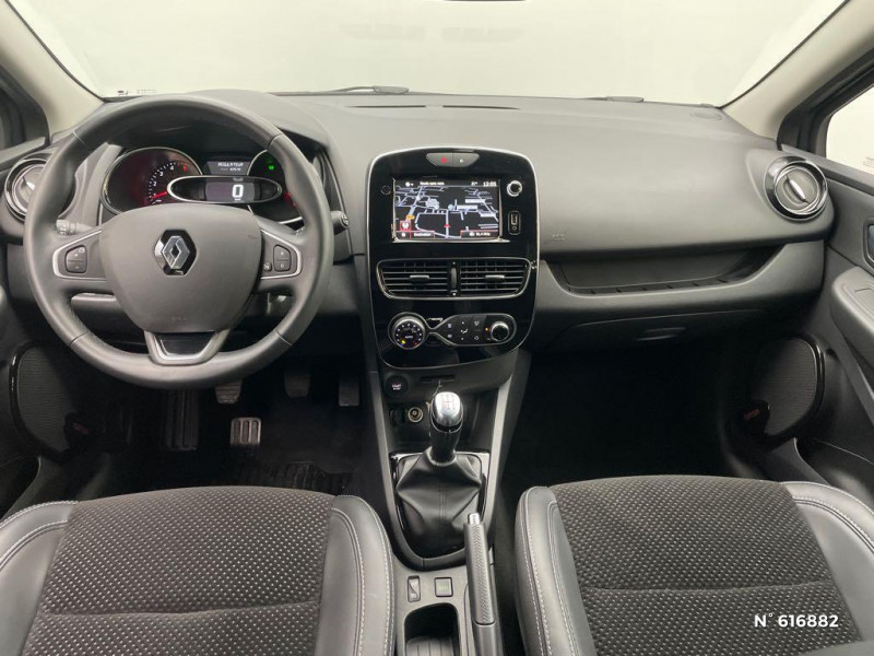 Renault Clio 1.5 dCi 90ch energy Intens 5p Euro6c Gris occasion à Rivery - photo n°10
