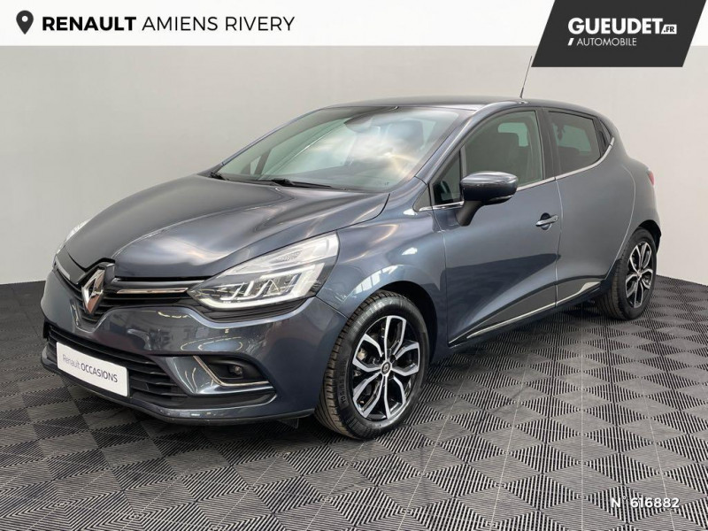 Renault Clio 1.5 dCi 90ch energy Intens 5p Euro6c Gris occasion à Rivery