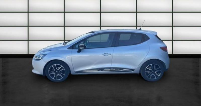 Renault Clio 1.5 dCi 90ch energy Limited EDC Euro6 2015 Argent occasion à La Rochelle - photo n°3