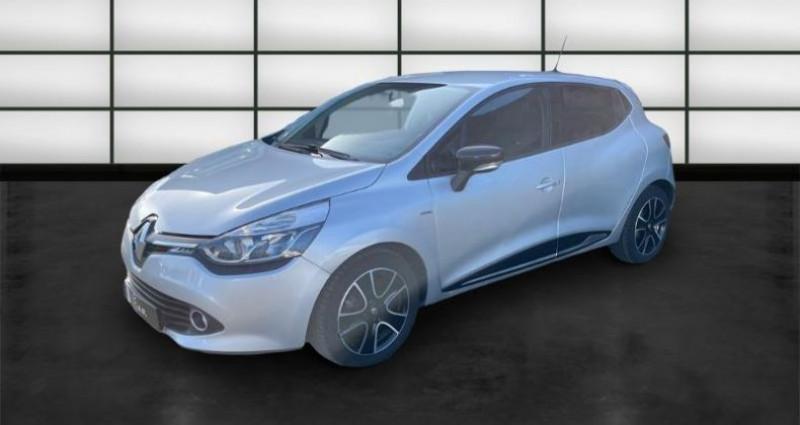 Renault Clio 1.5 dCi 90ch energy Limited EDC Euro6 2015 Argent occasion à La Rochelle