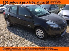 Renault Clio Gris, garage VOITURE PAS CHERE RHONE ALPES à Saint-Bonnet-de-Mure