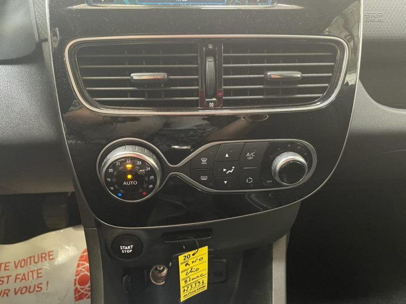 Renault Clio 1.5 Energy dCi 90 CH Intens + Options Blanc occasion à Lormont - photo n°11
