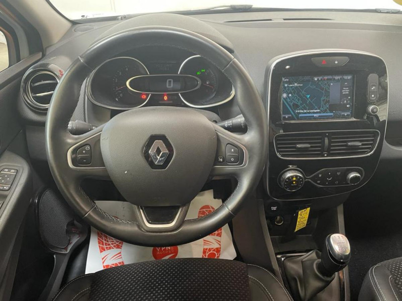 Renault Clio 1.5 Energy dCi 90 CH Intens + Options Blanc occasion à Lormont - photo n°7