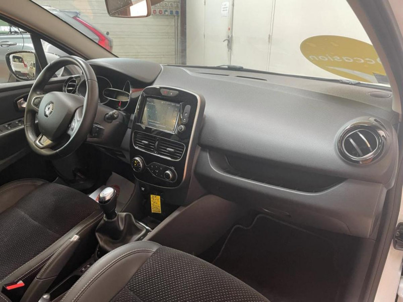Renault Clio 1.5 Energy dCi 90 CH Intens + Options Blanc occasion à Lormont - photo n°5