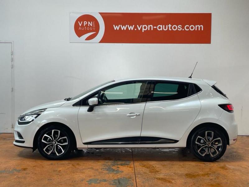 Renault Clio 1.5 Energy dCi 90 CH Intens + Options Blanc occasion à Lormont - photo n°2