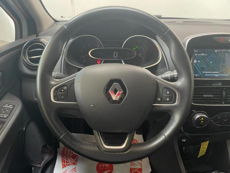Renault Clio 1.5 Energy dCi 90 CH Intens + Options Blanc occasion à Lormont - photo n°8