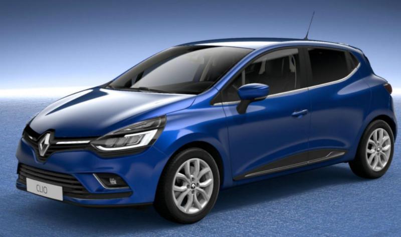 Renault Clio 1.6 E-Tech 140ch Intens Bleu occasion à BAYEUX
