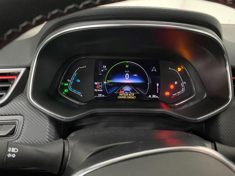 Renault Clio 1.6 E-Tech 140ch RS Line Bleu occasion à QUIMPER - photo n°2