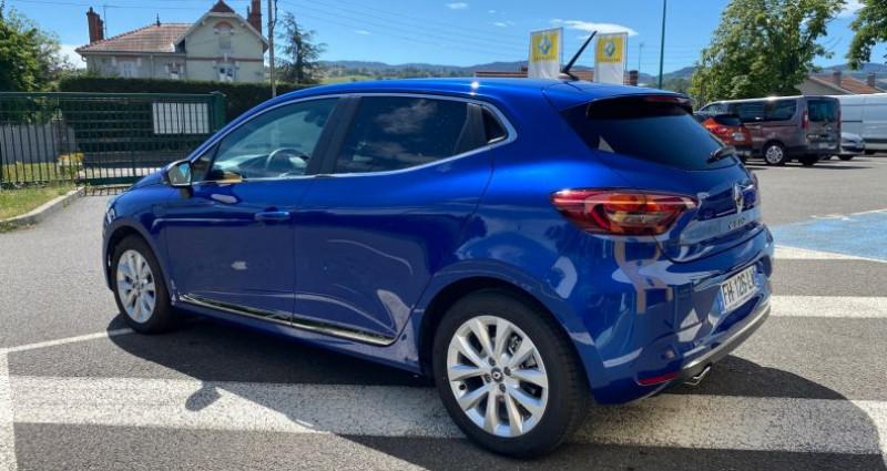 Renault Clio CLIO V INTENS BLUE DCI 115CV Bleu occasion à La Talaudiere - photo n°3