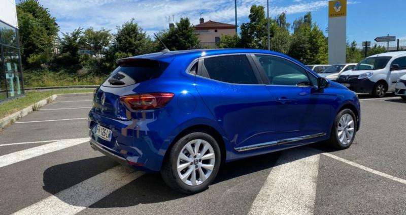 Renault Clio CLIO V INTENS BLUE DCI 115CV Bleu occasion à La Talaudiere - photo n°4