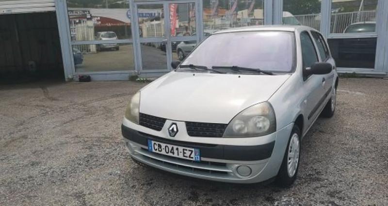 Renault Clio CONFORT Gris occasion à Les Pennes-Mirabeau