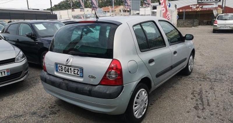 Renault Clio CONFORT Gris occasion à Les Pennes-Mirabeau - photo n°3