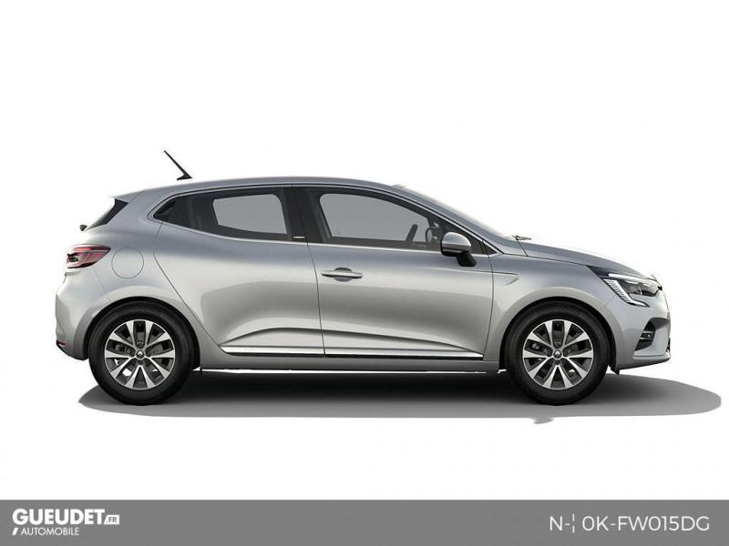 Renault Clio Intens E-TECH 140 Gris occasion à Abbeville