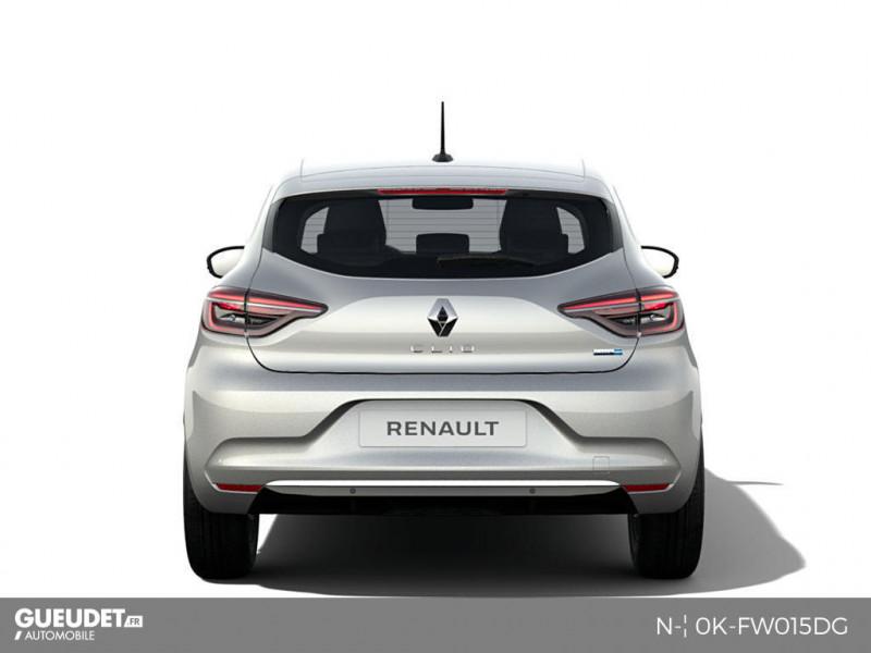 Renault Clio Intens E-TECH 140 Gris occasion à Abbeville - photo n°3
