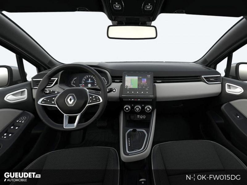Renault Clio Intens E-TECH 140 Gris occasion à Abbeville - photo n°4