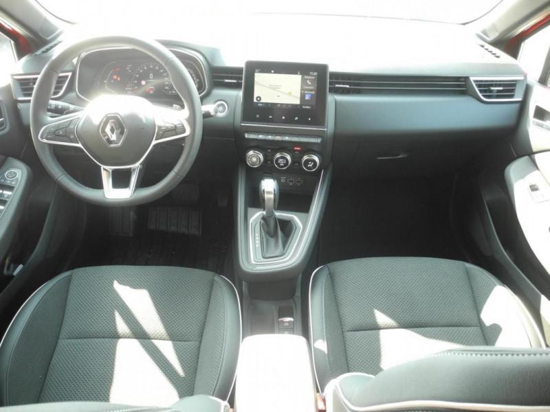 Renault Clio Intens TCe 130 EDC FAP Rouge occasion à AURAY - photo n°5