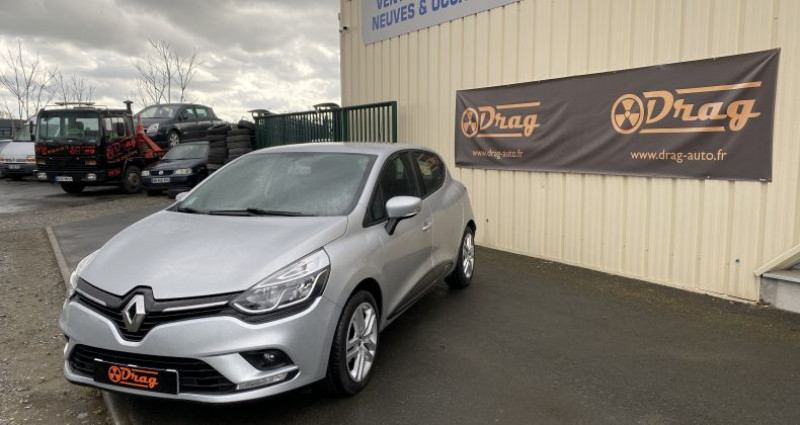 Renault Clio IV (B98) 1.5 dCi 90ch energy Business Gris occasion à AVRILLE