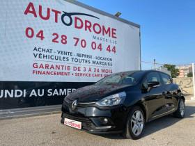 Renault Clio Noir, garage AUTODROME à Marseille 10