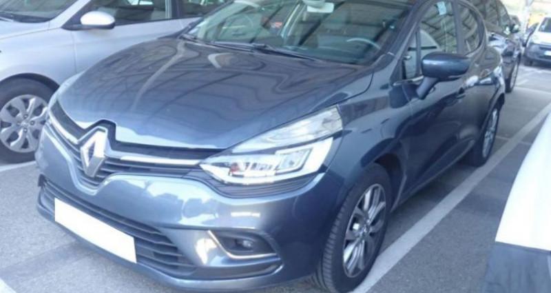 Renault Clio IV 0.9 TCe 90 INTENS Gris occasion à CHANAS