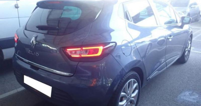 Renault Clio IV 0.9 TCe 90 INTENS Gris occasion à CHANAS - photo n°2