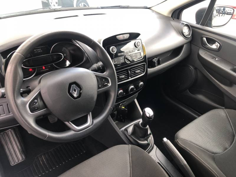Renault Clio IV 1.2 16V 75 Life Gris occasion à Langon - photo n°8