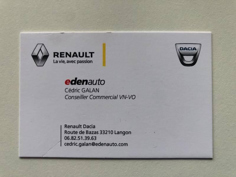 Renault Clio IV 1.2 16V 75 Life Gris occasion à Langon - photo n°10