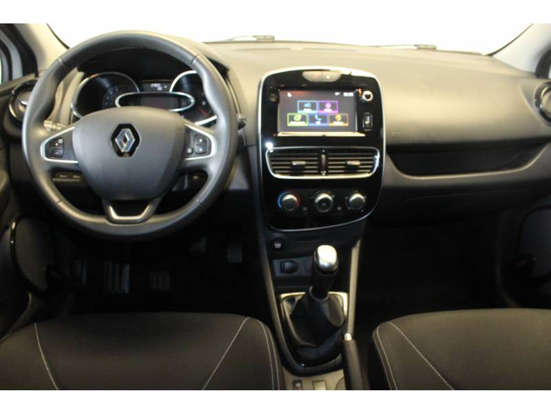 Renault Clio IV 1.2 16V 75 Limited Blanc occasion à TARBES - photo n°14