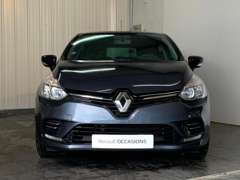 Renault Clio IV 1.2 16V 75 Limited Gris occasion à CONCARNEAU - photo n°11