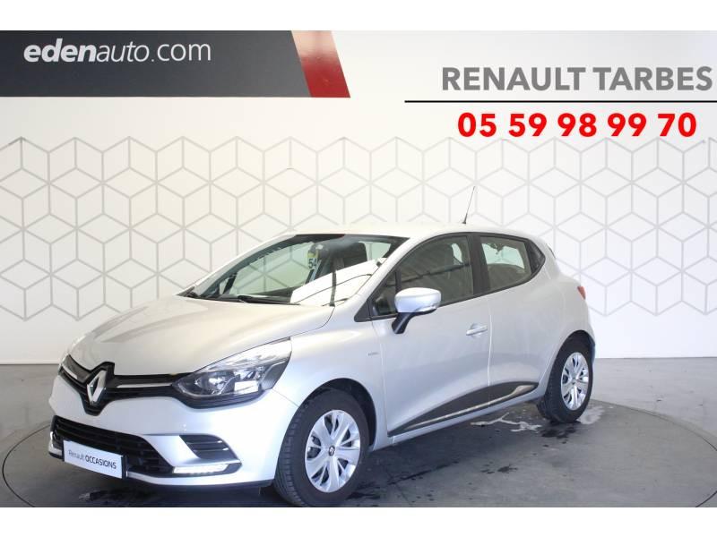 Renault Clio IV 1.2 16V 75 Trend Gris occasion à TARBES