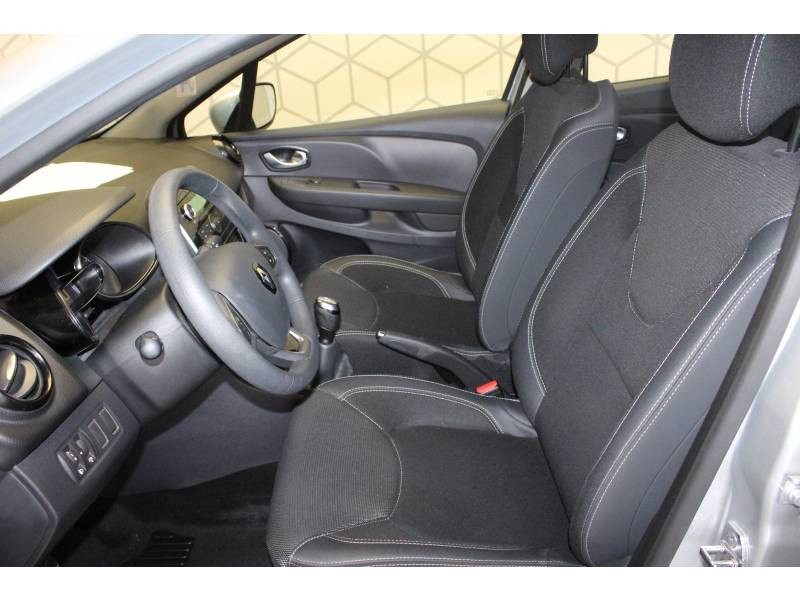 Renault Clio IV 1.2 16V 75 Trend Gris occasion à TARBES - photo n°7