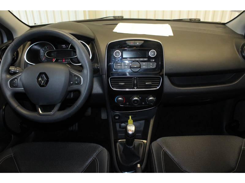 Renault Clio IV 1.2 16V 75 Trend Gris occasion à TARBES - photo n°8