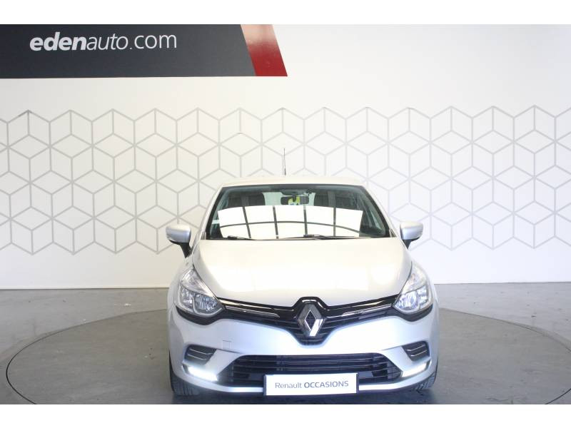 Renault Clio IV 1.2 16V 75 Trend Gris occasion à TARBES - photo n°2