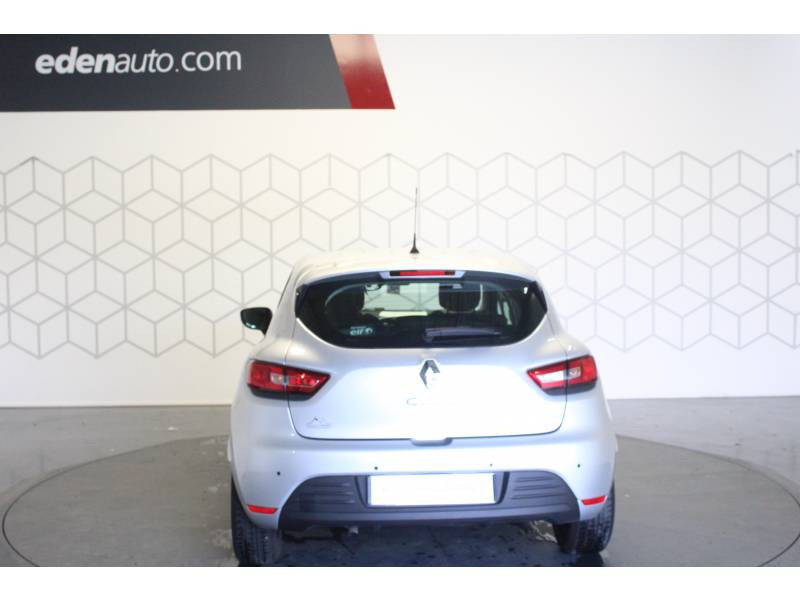 Renault Clio IV 1.2 16V 75 Trend Gris occasion à TARBES - photo n°4