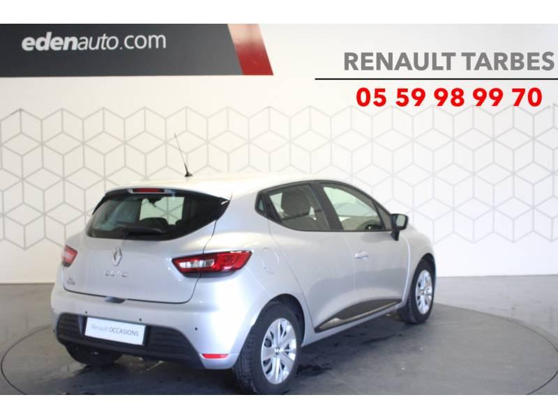 Renault Clio IV 1.2 16V 75 Trend Gris occasion à TARBES - photo n°5