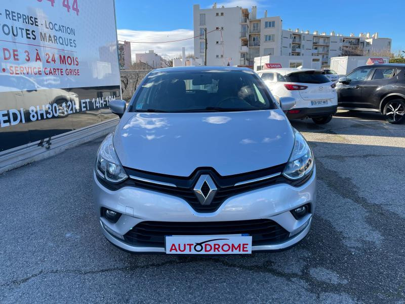 Renault Clio IV 1.5 dCi 75ch Business 5p (Clio 4) - 32 000 Kms Gris occasion à Marseille 10 - photo n°2