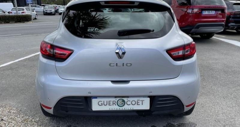 Renault Clio IV 1.5 DCI 75CH ENERGY BUSINESS 5P Gris occasion à GUER - photo n°4