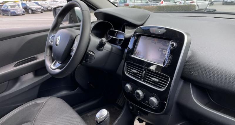 Renault Clio IV 1.5 DCI 75CH ENERGY BUSINESS 5P Gris occasion à GUER - photo n°5
