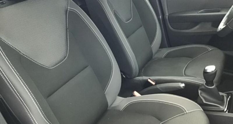 Renault Clio IV 1.5 dCi 90 ZEN GPS Noir occasion à CHANAS - photo n°4