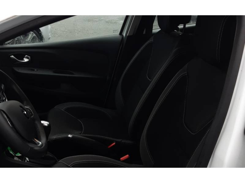 Renault Clio IV BUSINESS dCi 75 E6C Blanc occasion à Langon - photo n°7